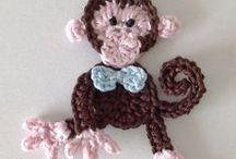 Crochet ideas. Amigurumi. Вязаные идеи. crochet ideas. Inspiration. / Вязаные игрушки, мелочи для дома-идеи из интернета.