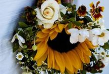 wedding flowers / universal language of flowers for a stunning destination wedding in Italy