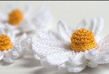 Crochet flowers. Вязаные цветы-идеи и мастер-классы / Цветы крючком-идеи из интернета и ссылки на описания