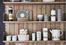 crockery, serveware & mugs