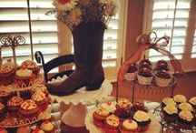 Jennifer's bridal shower ideas