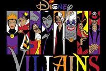 Disney Villains / by C H E R R Y