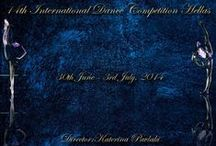 International Ballet and Contemporary Dance Competition Hellas 2014