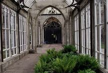 Conservatory Orangerie Serra