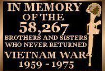 Vietnam War / by Chuck Beaudoin
