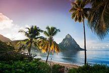 Places to go / Dream holidays