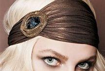 Summer 14/15 Inspiration / enchanting jewelry + head/ body accessories for summer / by wanjiru kayanda