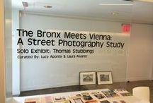 The Bronx Meets Vienna / Exhibit of my Tour