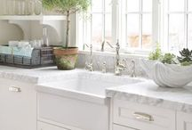 Rustic Kitchens / Ideas for kitchen renos