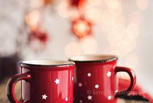 It's Christmas Time / Warm lights, colourful sweeties & flavorous hot tea and vin brûlé: in few words, christmas time and winter breeze :)