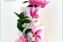 Wedding Cakes / Inspirational wedding cakes