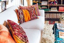 RUG // CUSHION COVERS