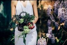 bridal bouquet + boutonniere / The freshest, and most colorful wedding bouquets boutonniere ideas for your loveliest wedding in Italy!