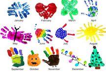 Drawing with children. рисуем с детьми. / Useful and fun house-painting! let's paint! Полезные развивающие занятия дома-рисование.