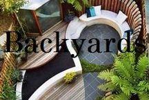 Small Backyards - San Francisco / Small but elegant backyard in San Francisco