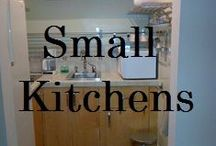 Small Kitchen- San Francisco / Small Kitchen in a San Francisco home. Innovative and unconventional ideas.