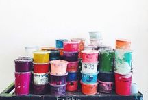 Color / Estos son los colores de la vida. / by Rosi Garza