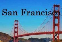 San Francisco Neighborhood / The beautiful San Francisco is the perfect city to stay and live in!