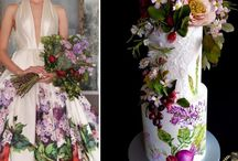 Fashion Cakes / Fashion Cakes by highly talented cake artists.