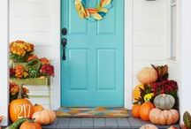 Home for the Holidays / Home decor ideas for the holidays.