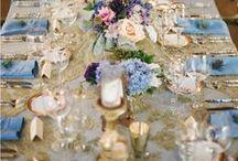 wedding palette 2016 / Rose tones+tranquil Blue 2016 wedding color palette - pastel perfection {rose quartz+serenity blue}