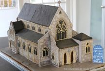 Architectural Cakes and Sugarcraft