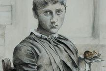 Beatrix Potter sugar Art