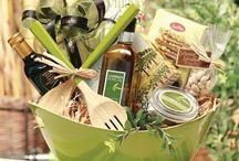 Gift Basket and Jar