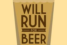 Beer and running / Beer and running