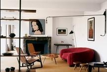interiors // living