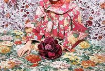 patterns + colours