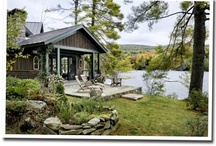 Lake House Love / Dreaming of that place by a lake.