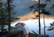 Camping-Hiking-Outdoors! / by Rebecca Speth Hodges