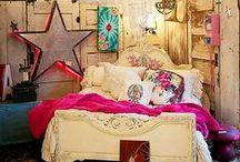 Bedrooms / Interior Design / by Cassandra Carter