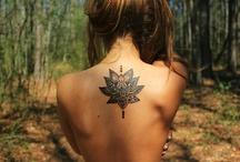tattoos / by Taylor Hintz
