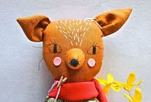 Project : Beka Doll / Inspiration for doll making  / by Beka Melville