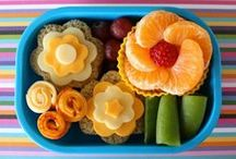 Bento and Other Lunch Ideas / Inspiration for Packing School Lunches / by 5 Minutes For Mom