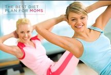 Get Fit / by Susan & Janice (5 Minutes For Mom)