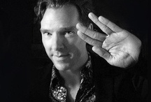 Benedict Cumberbatch / He is a question which can never be answered.