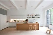 interiors // kitchen + dining / by Dana Tomić Hughes