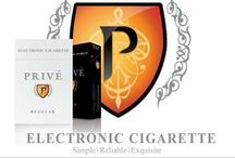 Electronic Cigarettes / Electronic Cigarette products / by Privé Access™