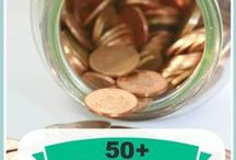 Way to save! /  I use often when laying out our monthly shopping.  / by Cindy Spohn