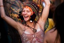 happy hippies / by Cassandra Carter