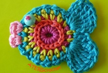 The Crochet Corner / by Graciela Lopez