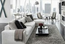 Living/Family Room / by Kayla Brown