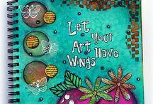 Art Journaling / by V Rib