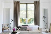 Living Room Windows / Inspiring decorating schemes for living room lovers