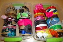 DIY Hair Accessories Storage Ideas