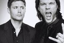 The fourth kind is a butt thing / All things Sam and Dean. Happy hunting! / by Lexie Sargent