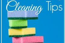 Cleaning / Tips, tricks and ideas for cleaning / by 5 Minutes For Mom